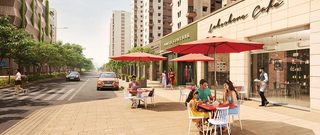 Shopping and Dining Center - Casa Aurelia