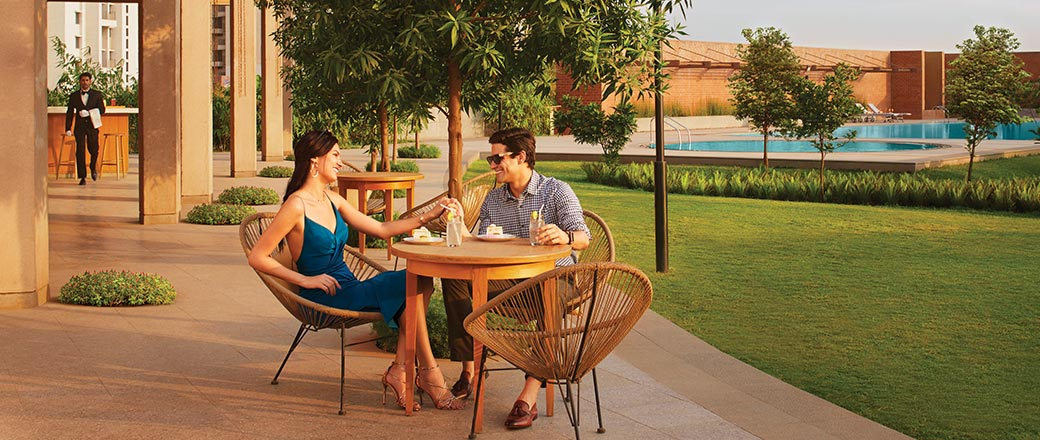 Clubhouse at Lodha Serenity
