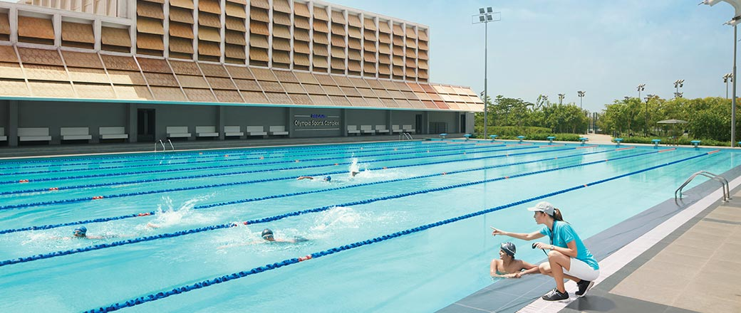 Lodha Serenity - Olympic Sports Complex