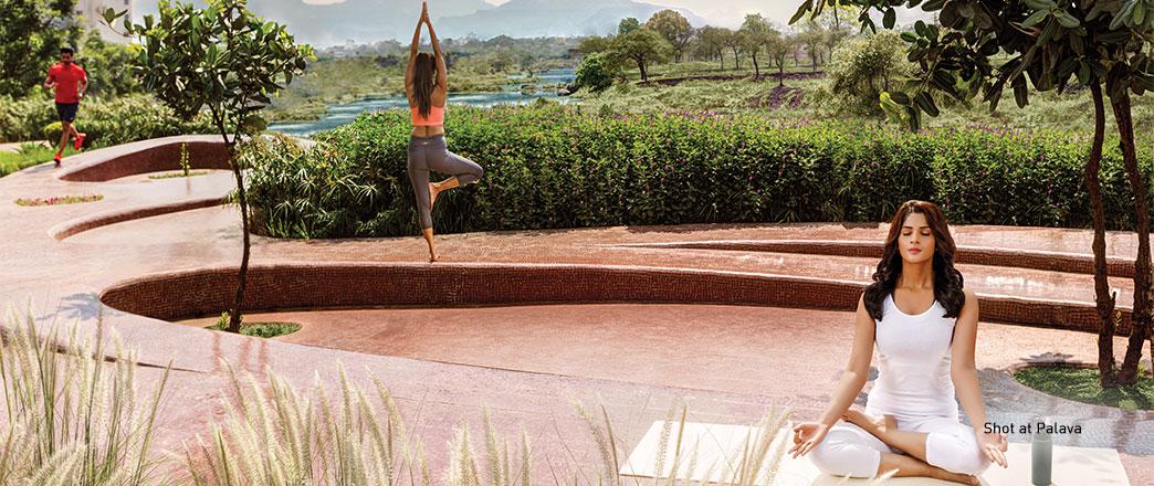 Yoga by Rio promenade