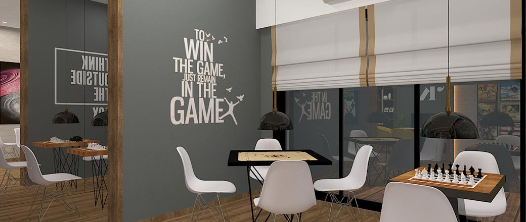 Lodha Serenity - Indoor Game Room