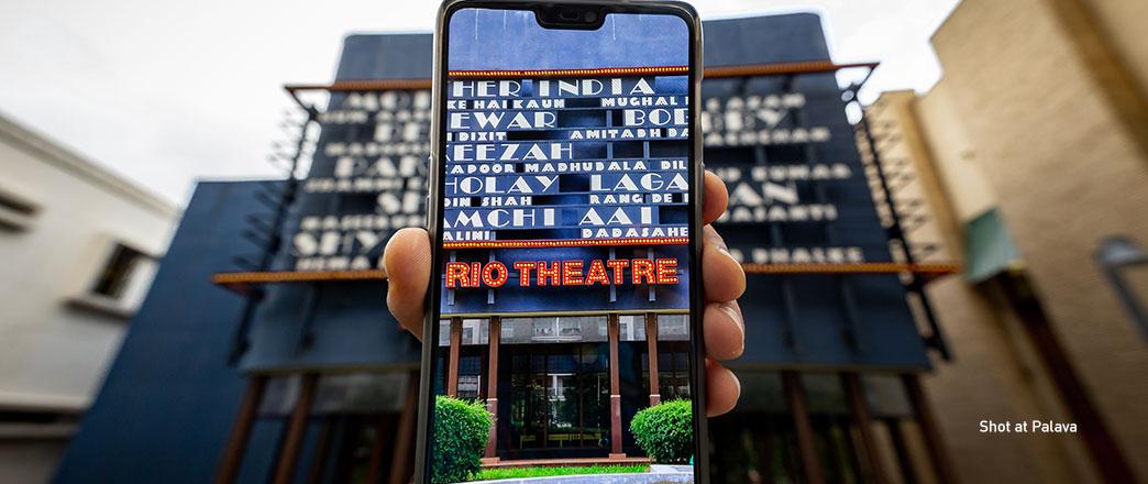 Lodha Serenity - Rio theatre