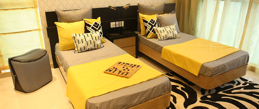 Lodha Serenity - Well-Designed Bedrooms