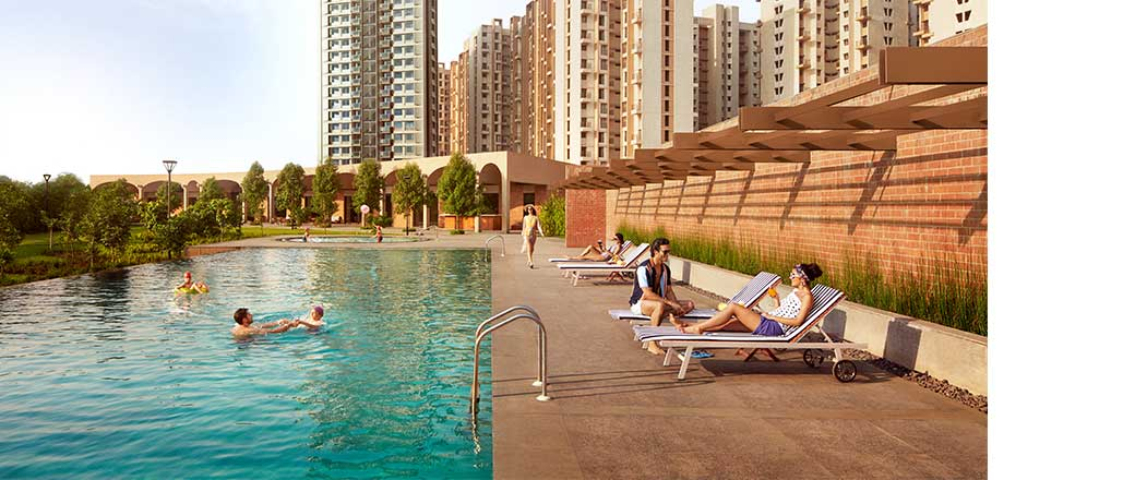 Lodha Serenity - Clubhouse