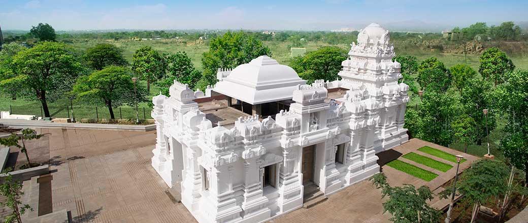 Lakeshore Greens - Shiva Temple