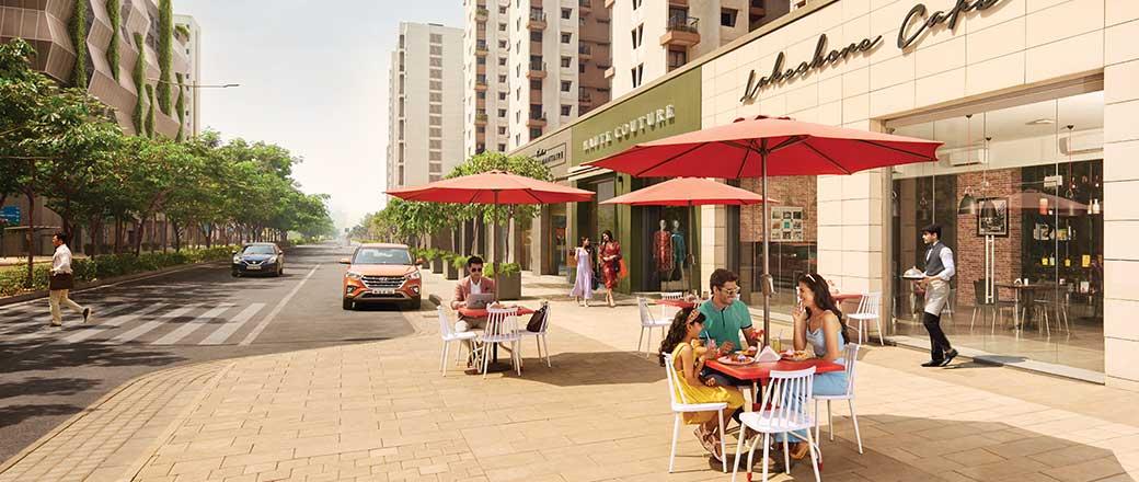 Lakeshore Greens - Restaurants & Cafes